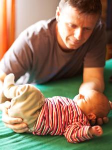 Craniosacrale Therapie Saarland - Kinder